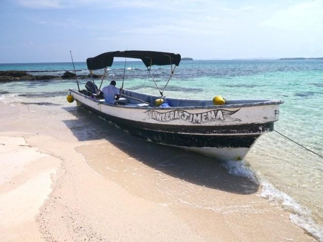 Панама Жемчужные острова