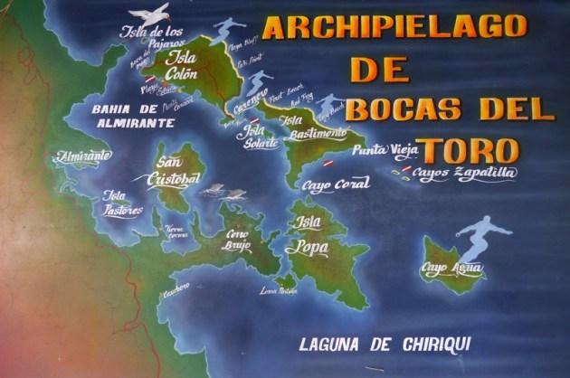 Бокас дель Торо Панама