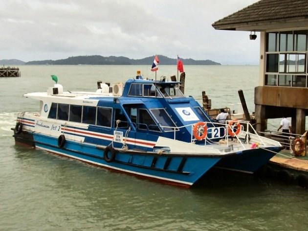Продление тайской визы на Пхукете
