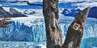 Ледник Перито-Морено Патагония Аргентина