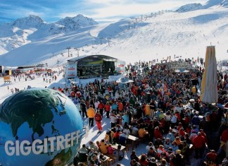 открытие горнолыжного сезона в австрии