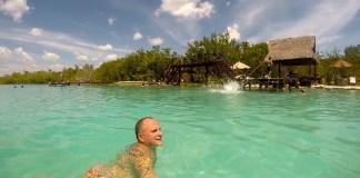 Мексика Laguna Bacalar