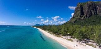 Лучший пляж на Маврикии