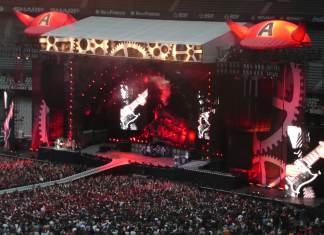 концерты за границей