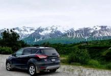 Юкон - Аляска транзит