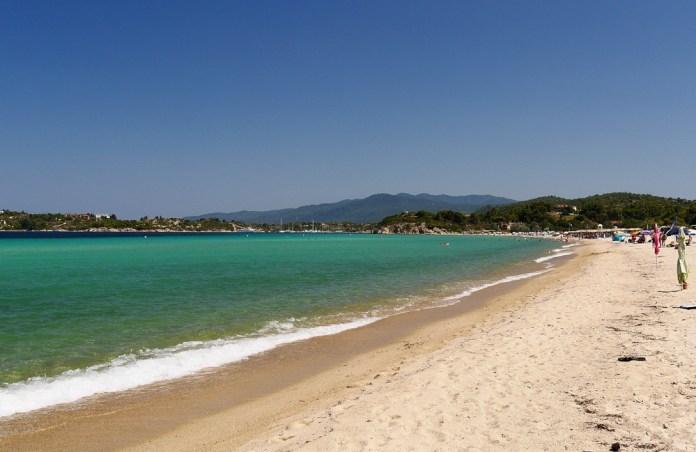 Пляж Ливрохио Ситония