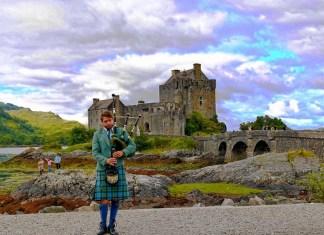 Шотландия на автомобиле