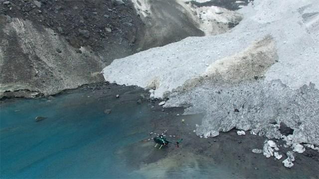 Ледник Фокса и Франца-Иосифа в Новой Зеландии