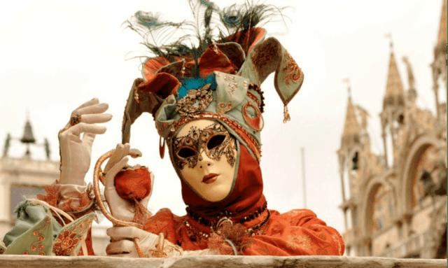 Карнавал в Венеции 2016