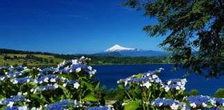 Озерный край Чили
