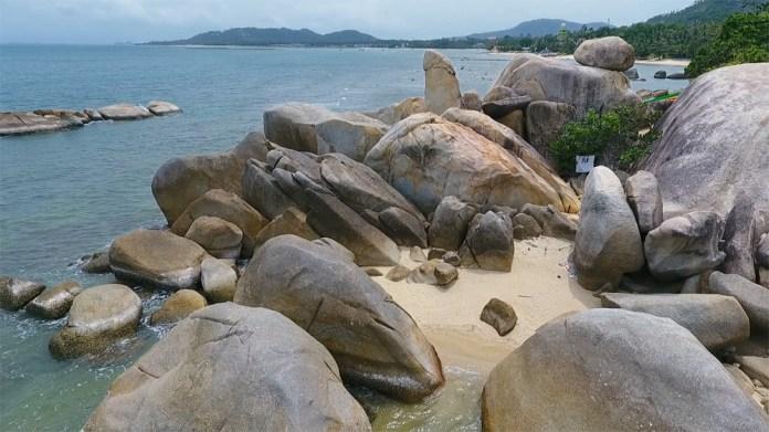 Пляжи на острове Самуи отзыв
