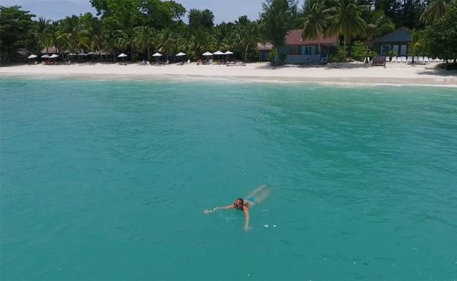 Лучший пляж на Ко Липе
