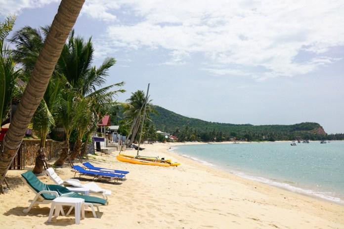 Пляжи острова Самуи отзыв