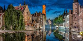Поездки на выходные в Европу