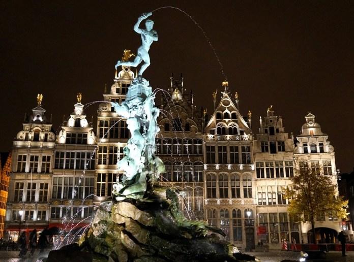 Антверпен отзывы