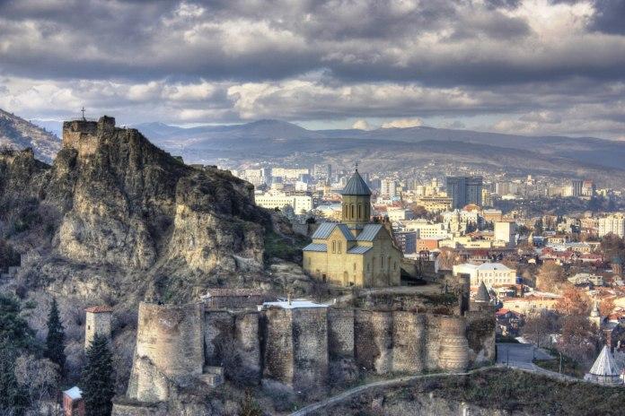 Дегустация вина в Рача и Имеретии