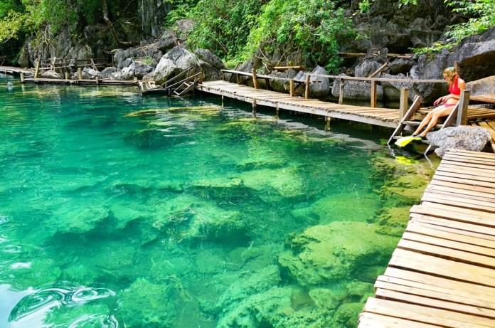 Озеро Каянган Корон