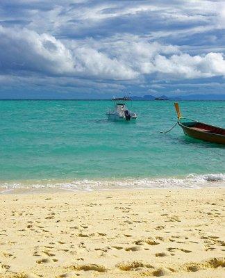 Пляж Санрайз на острове Ко Липе