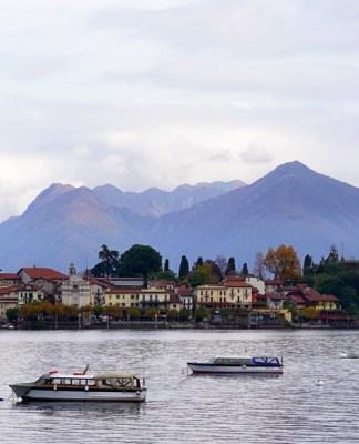 Озеро Маджоре как добраться из Милана