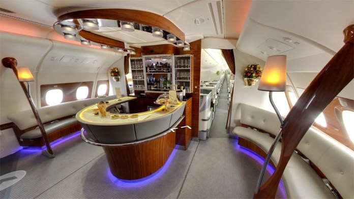 Бизнес-класс Emirates