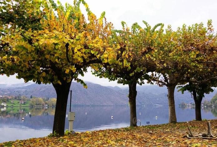 Озеро Орта фото