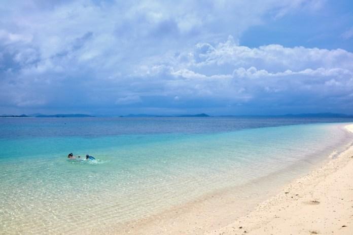 Debotunay island