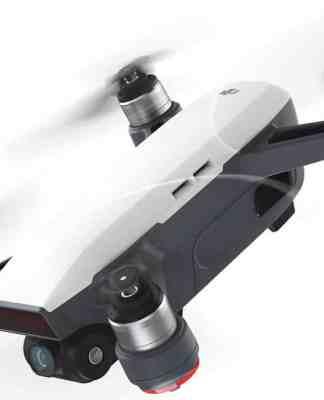 DJI Spark дрон для селфи