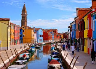 Интересные места Венеции