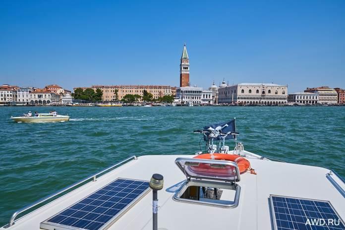 Аренда лодки в Венеции советы