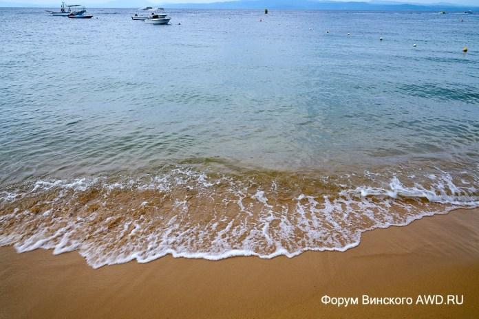 Скиатос пляжи