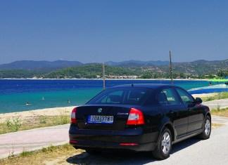 Аренда автомобиля в Салониках