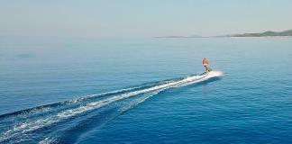 Доска с мотором Jet Surf