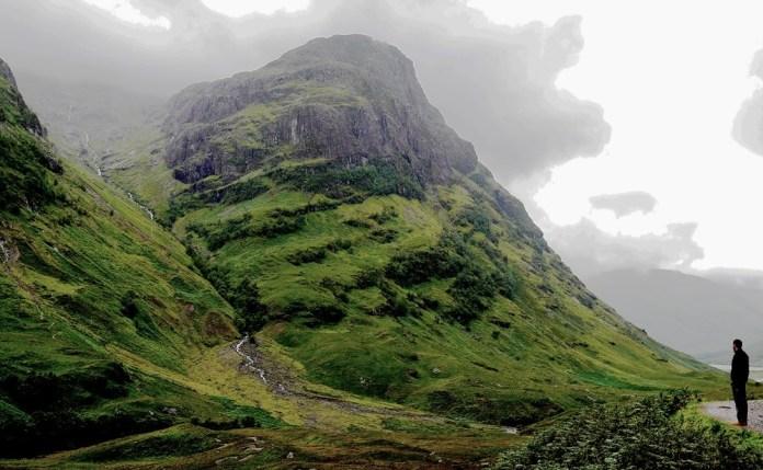 Острова Шотландии Хайлендс