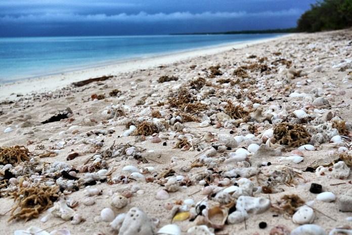 Атолл Увеа в Новой Каледонии
