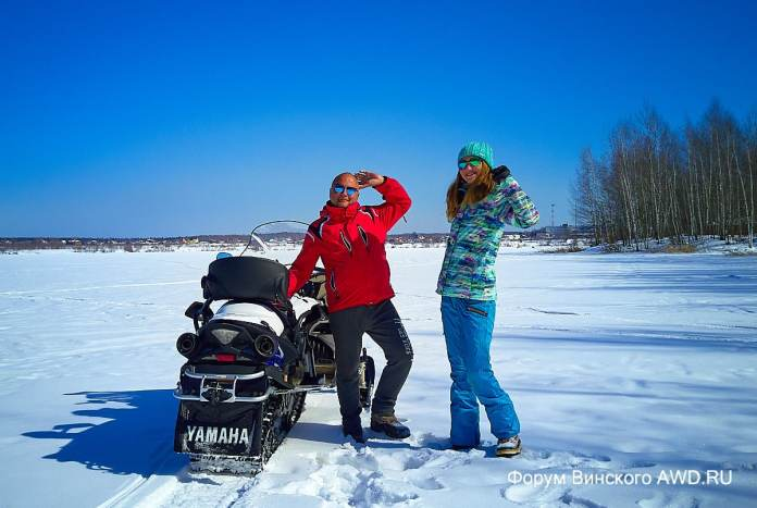 Снегоход Ямаха Вентура TF 2017 отзывы