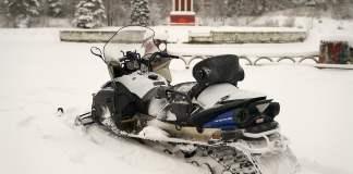 Снегоход Ямаха Вентура ТФ 2017 отзывы