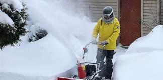 Снегоуборщик, гриль, обогреватель