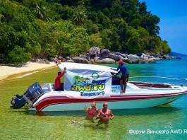 Ко Липе аренда лодки