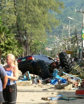 Цунами в Таиланде. Хроника событий от очевидца