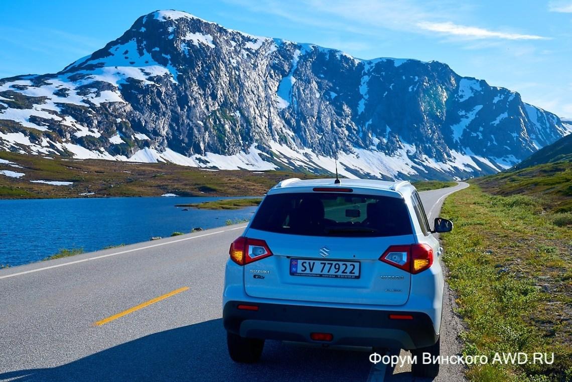 Аренда авто в Норвегии