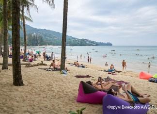 Пляж Камала Пхукет отзывы