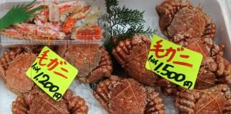 Рыбный рынок в Токио: Tsukiji (Цукидзи)