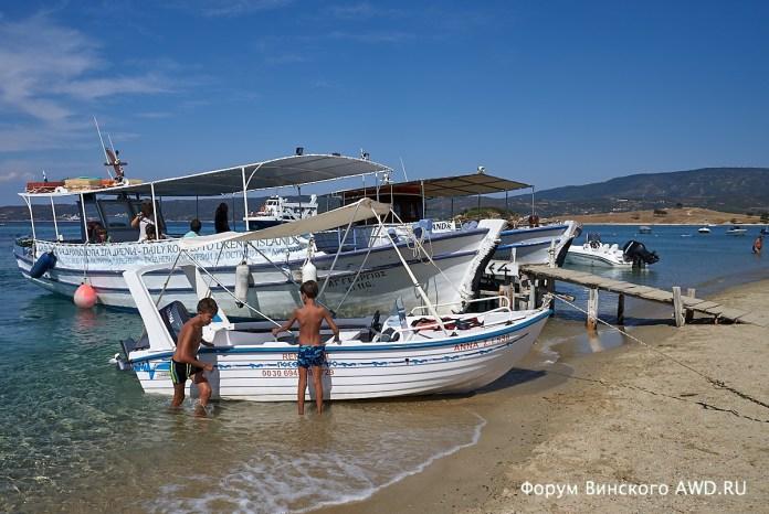 Остров Амульяни пляжи