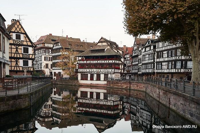 Страсбург что посмотреть за один день