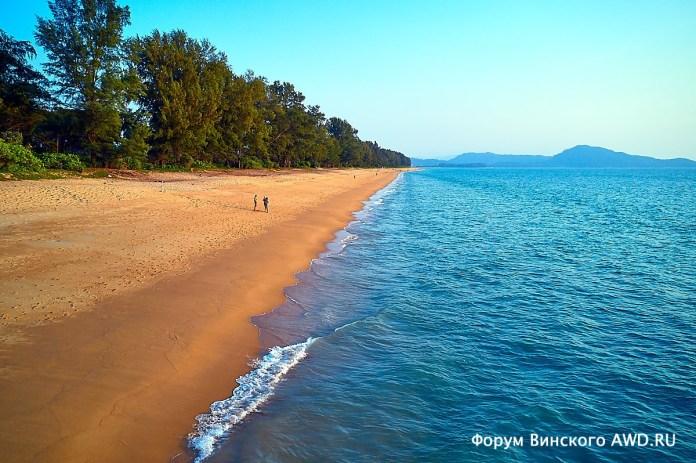 Май Као Бич (Mai Khao beach) Пхукет