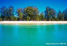 Где лучше отдыхать на море в Таиланде