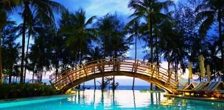 Пханг Нга пляжи отдых Као Лак