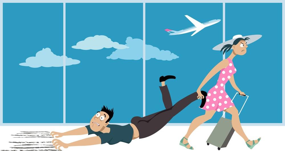 Как перестать бояться летать