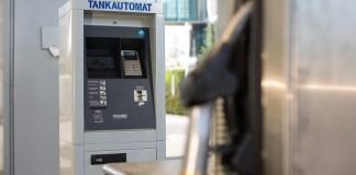 Автоматические заправки (АЗС) в Европе