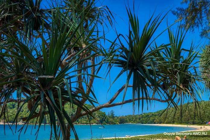 Пляжи Пхукета Лаян